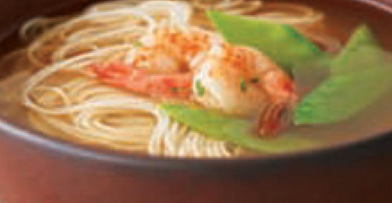 Star Anise Asian Noodle Soup