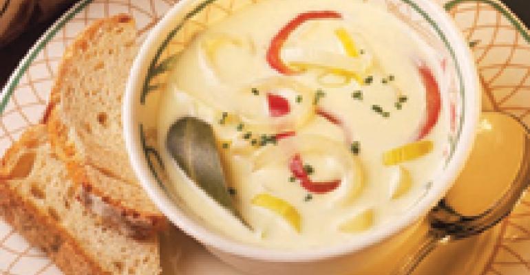 Three Onion Soup