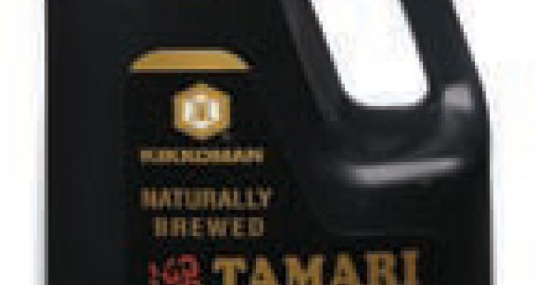 Kikkoman's Tamari Soy Sauce