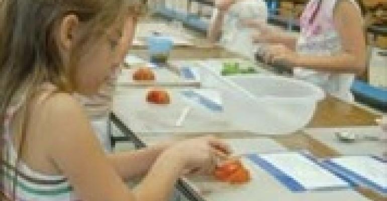 A Greenprint for Healthy Kids