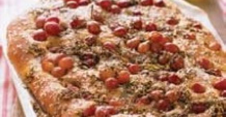 Grape Flatbread