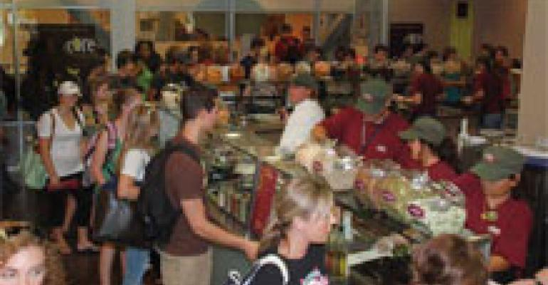 Big Time Salad Days at New U-Az Eatery
