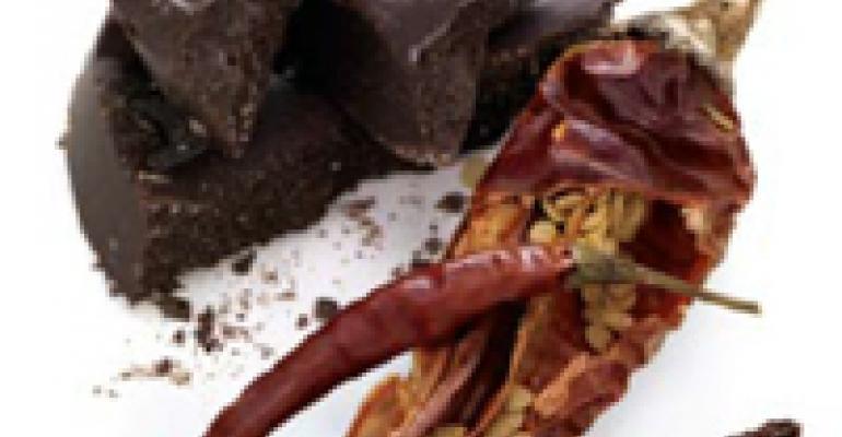 Cocoa Chile Pork Ribs