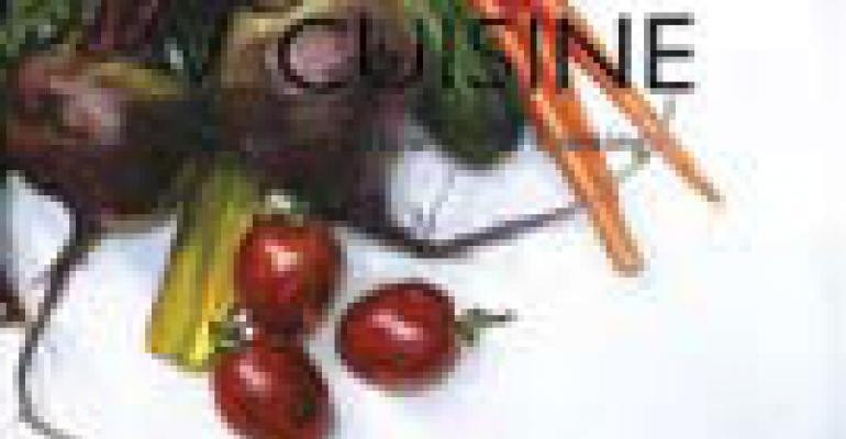 V Cuisine: The Art of New Vegan Cooking