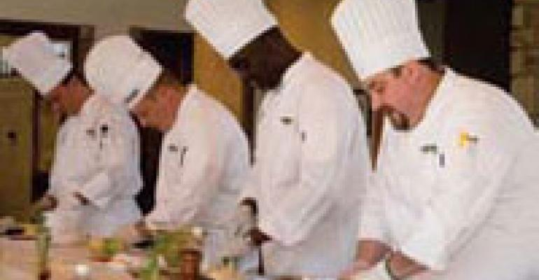 Morrison Sends Chefs Into the Fields