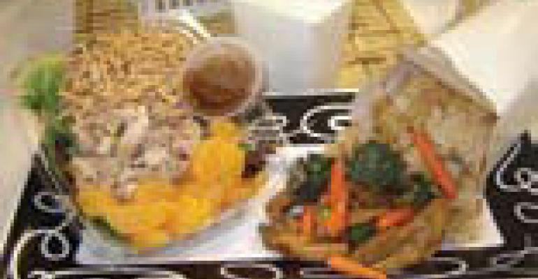 Healthy Meals Drive Participation