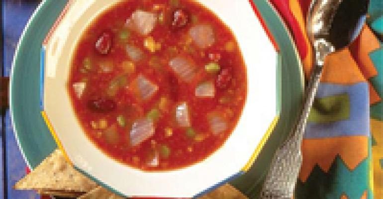 Chile Bean Soup