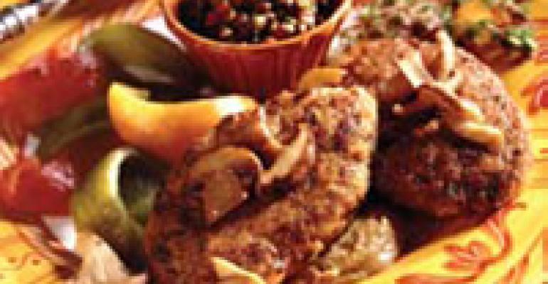 Savory Pork and Wild Mushroom Croquettes