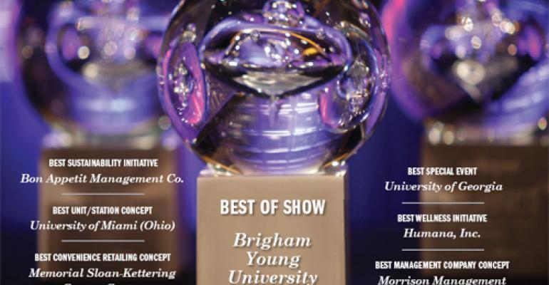 Food Management Magazine Announces Its 2009 Best Concept Award Winners