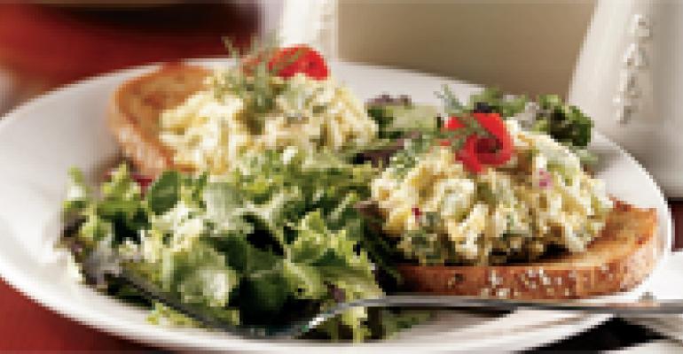 Herbed Egg Salad
