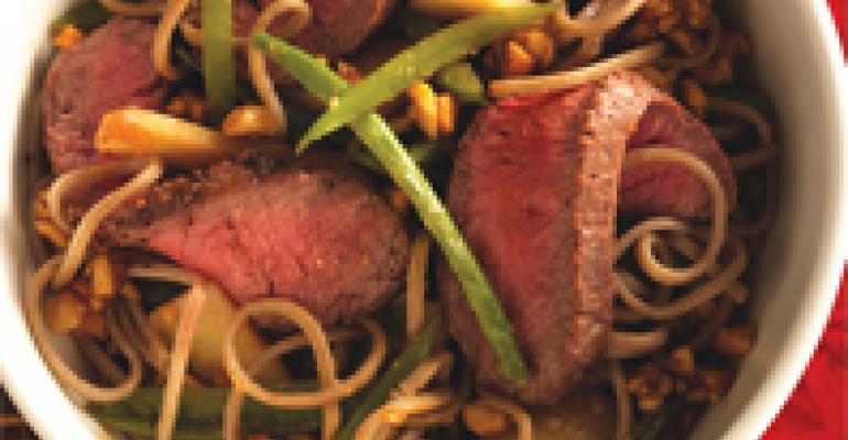 Beijing Noodle Salad