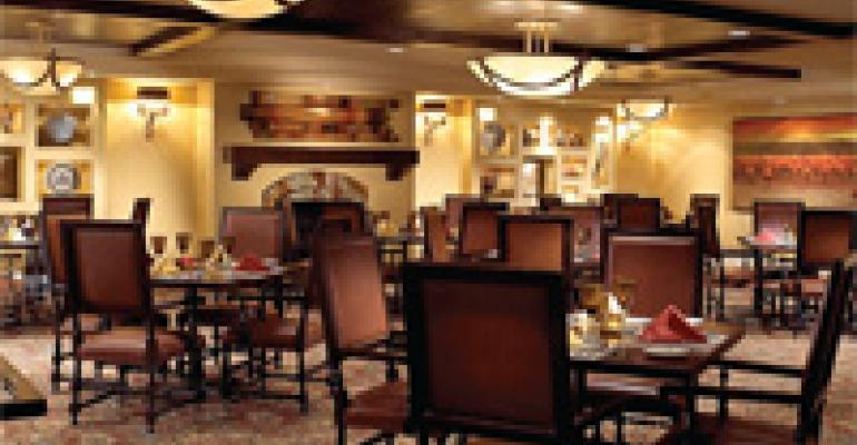 Casual Bistro Settings Typify Senior Dining Venues of the Future