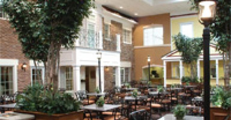 Senior Dining Comes of Age
