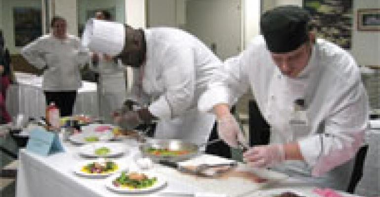 Sloan-Kettering Wins NYC Hospital Cookoff