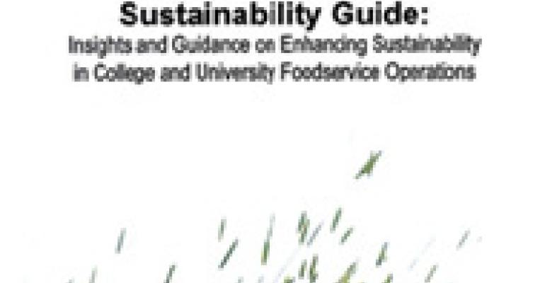 NACUFS Sustainability Guide