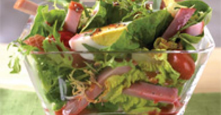 Supreme Salad