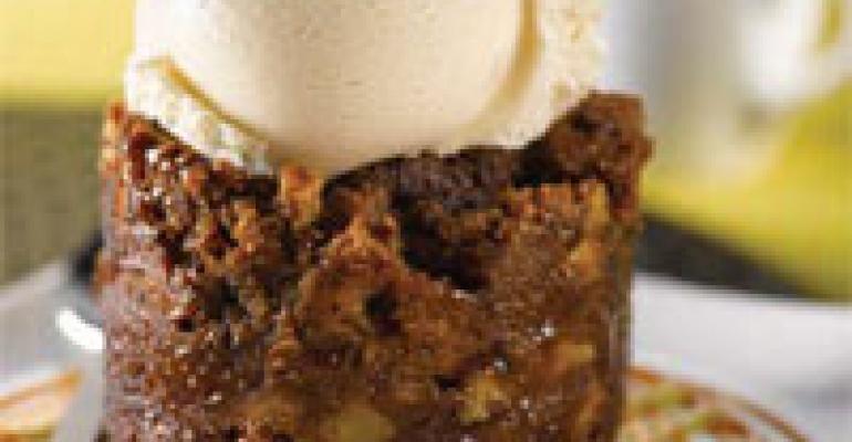 Chocolate-Caramel Bread Pudding