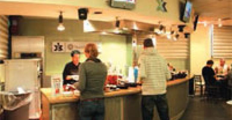 How Northeastern U. Managed a Difficult Dining Hall Footprint