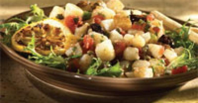 Tuscan Potato Salad