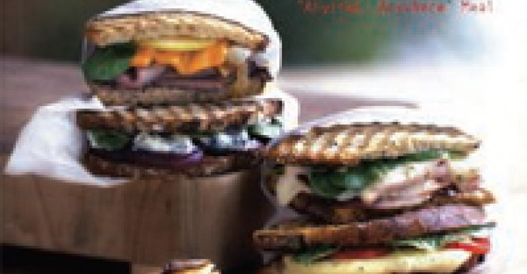 Panini and Other Great Grilled Sandwiches