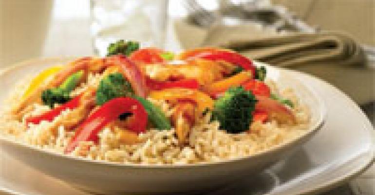 Teriyaki Chicken & Edamame Rice Bowls