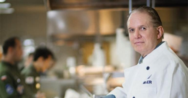 George L. Miller: 2011 Silver Plate Winner in the Specialty Foodservices Category