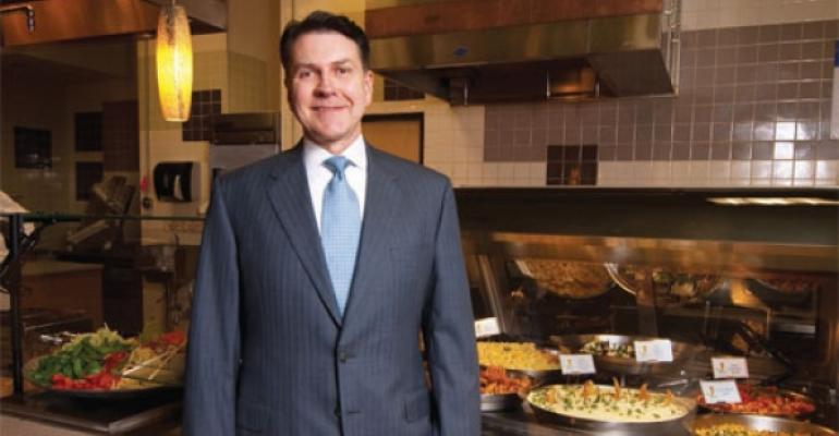 Steve Sweeney: 2011 Silver Plate Winner in the Foodservice Management Category