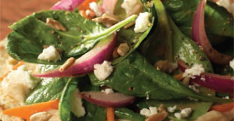 Tostada Power Salad