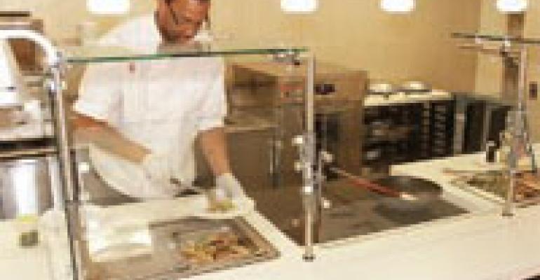 BEST CUSTOMER SERVICE CONCEPT WINNER 2011: OHIO STATE UNIVERSITY MEDICAL CENTER