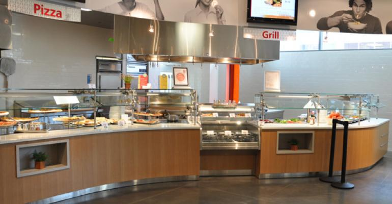 Destination Grill Stations