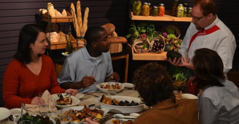 Sodexo Program Celebrates Local Communities, Ingredients