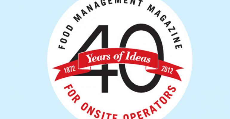 40 Years of Ideas