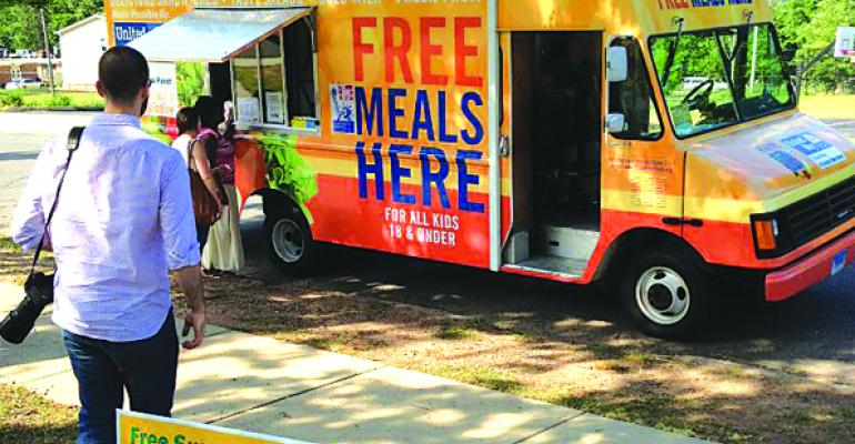 Summer Food Trucks New Have