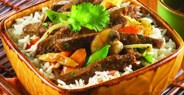 Japanese Vegan Rice Bowl