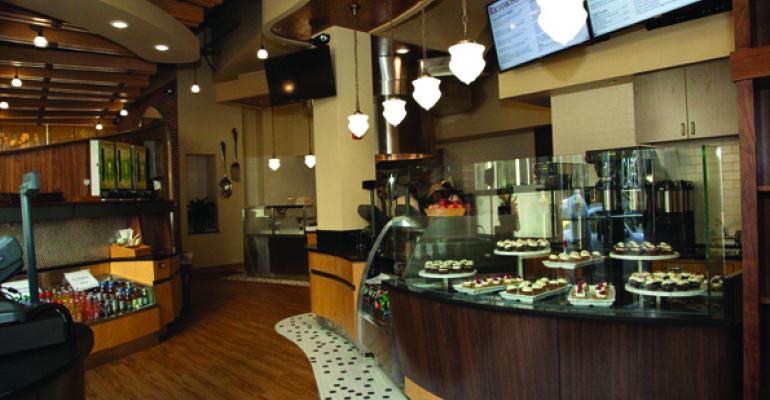 University of Richmond Broad Cafe