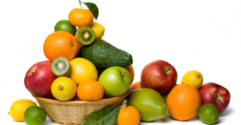 New Report: Fresh Fruit is the Top Snack Food