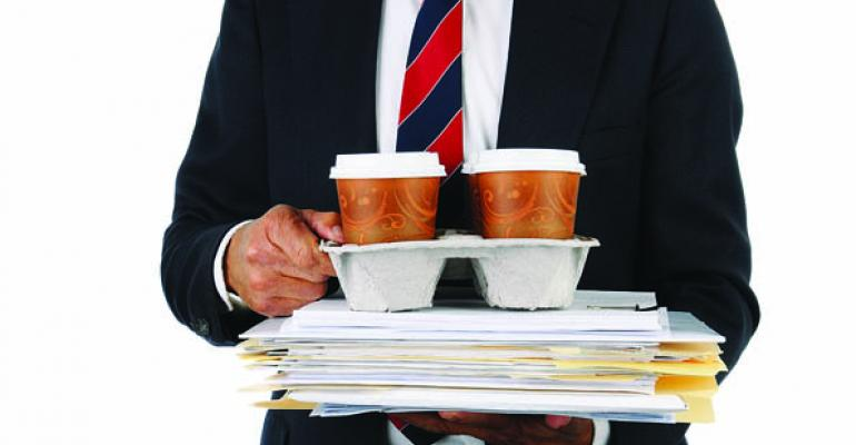 Aramark coffee study