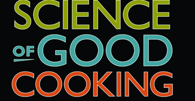 Book Review: The Science of  Good Cooking