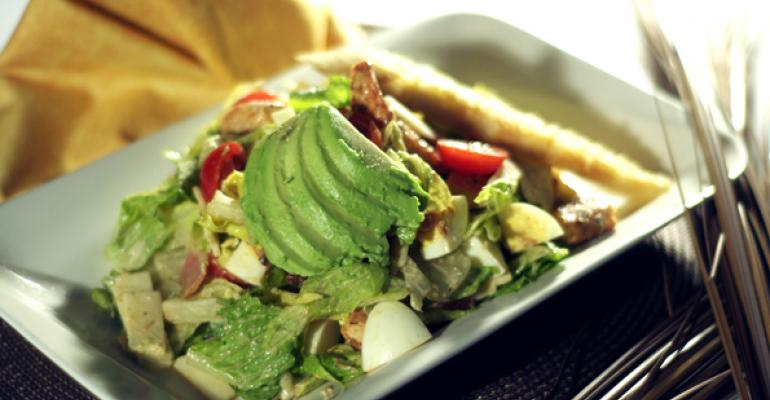 Coopers Creek Southern Cobb Salad