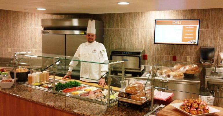 Washington Hospital Upgrades Its Retail Foodservice Food Management
