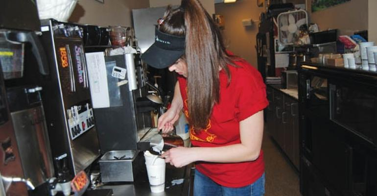 The ISU Dining Barista Competition is an annual event that pits student baristas from cafes across campus against one another to create the ultimate coffee or teabased beverage