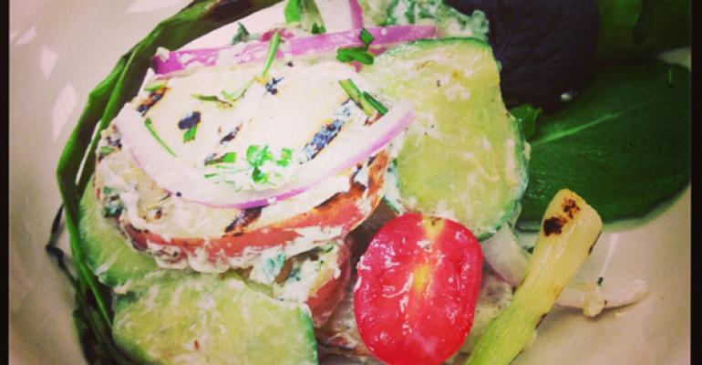Menu Makeover: Potato Salad