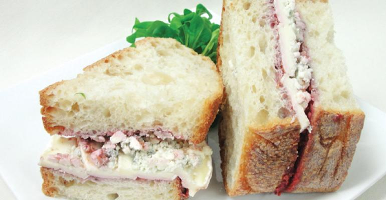 Sandwich of the Month: Seasons Grilled (Or Not) Cheese