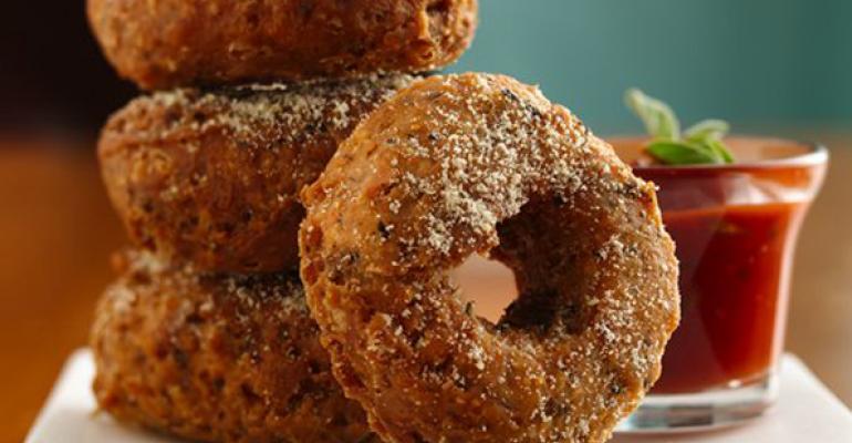 Savory Doughnuts