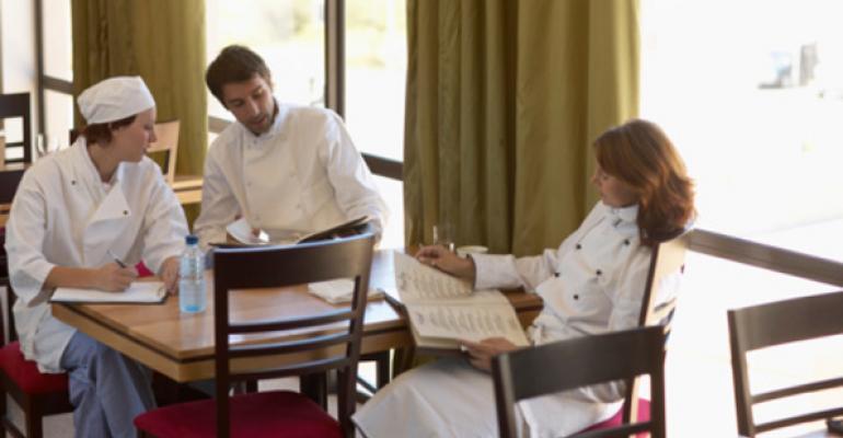 5 Traits of a Future  Executive Chef