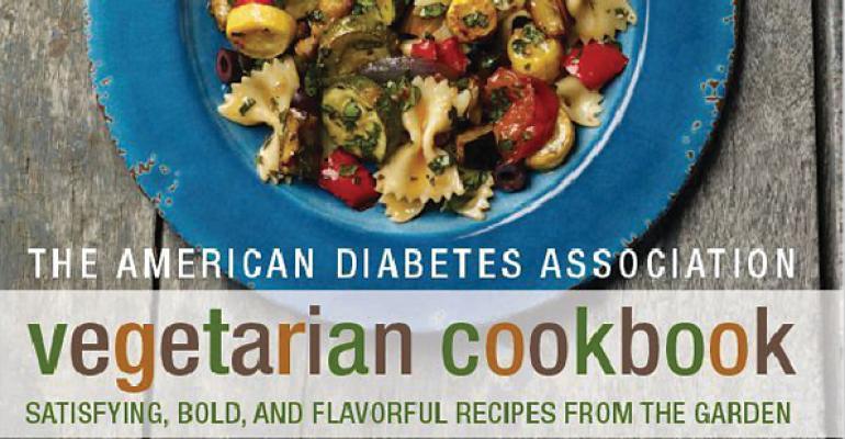Book Review: The American Diabetes Association Vegetarian Cookbook