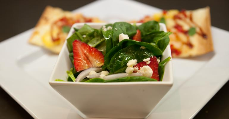 Morrison Healthcare is refreshing menus one station at a time Here39s a new fresher salad from the salad station update