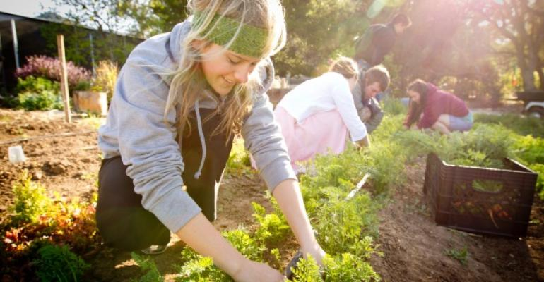 Gardens Grow at Westmont College