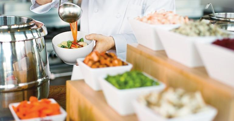 Nestle Minor's Launches Soup Station Concept for College Market