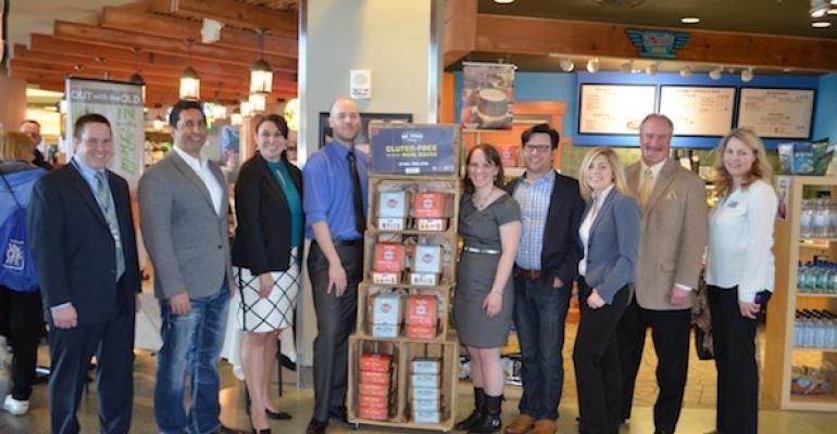 Gluten-free Vendor Sets Up Shop at Boise Airport